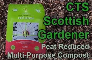 Scottish Gardener Compost