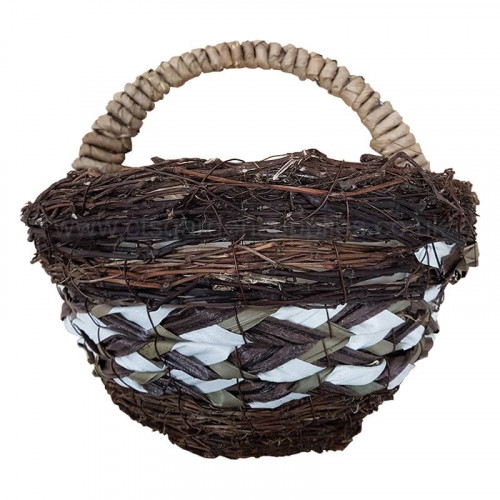 12 Inch Lucia Wall Hanging Basket
