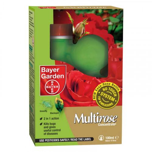 Bayer Garden Multirose Concentrate - 100ml