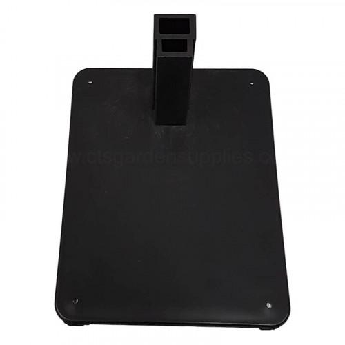 Black Base Holder for Angled Head Labels x 25