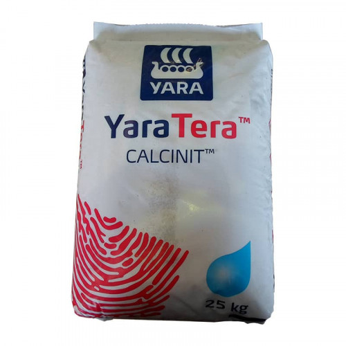 Calcium Nitrate G Grade Fertiliser - 25kg