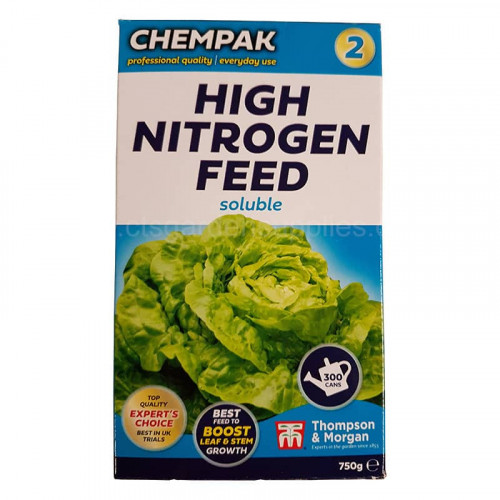Chempak No 2 High Nitrogen Soluble Plant Food - 750g