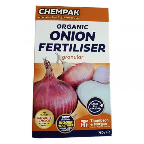 Chempak Organic Onion Fertiliser Granules - 750g