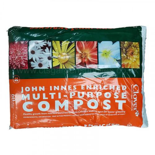 Clover John Innes Enriched Multi-Purpose Compost - 60L