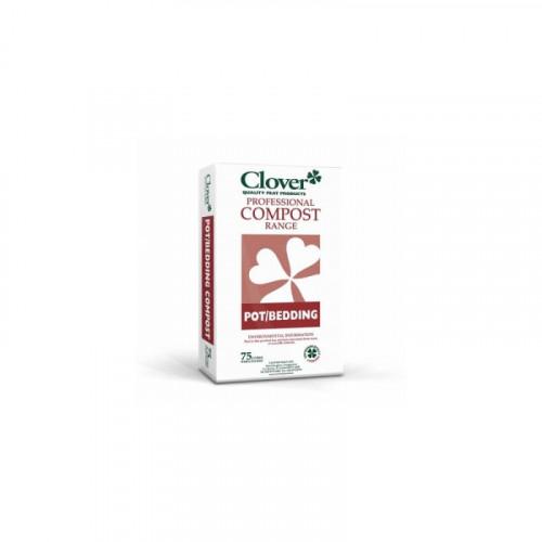 Clover Professional Pot Bedding Compost - 75L