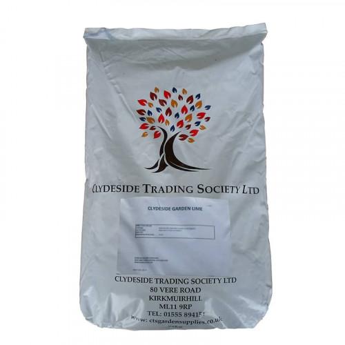 CTS Garden Lime Powder - 25kg