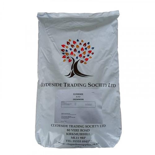 CTS Growmore General Purpose Fertiliser - 25kg
