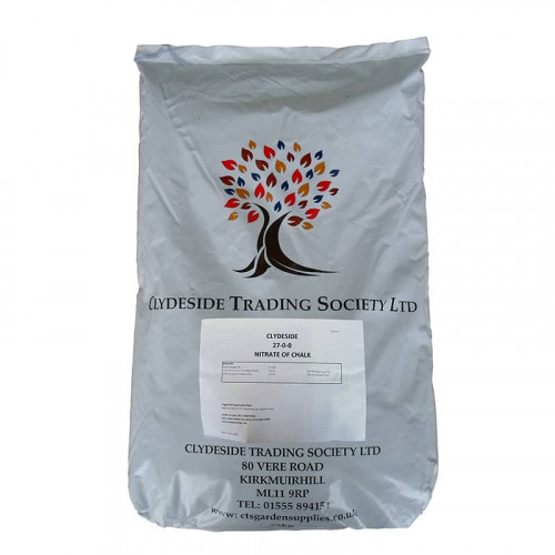 CTS Nitrate of Chalk - 25kg