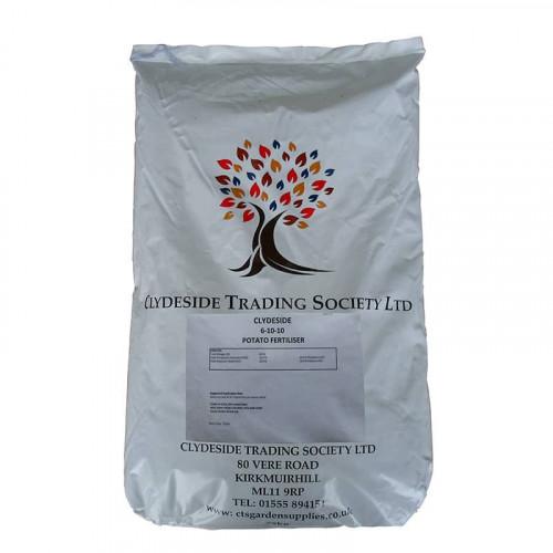 CTS Potato Fertiliser Granules - 25kg