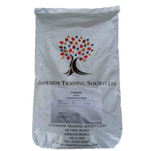 CTS Sulphate of Potash - 25kg