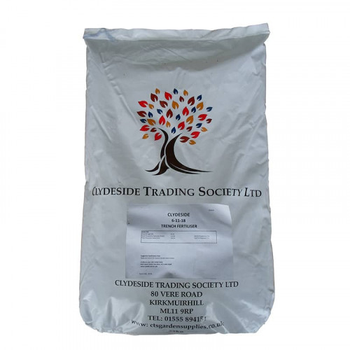 CTS Trench Fertiliser - 25kg