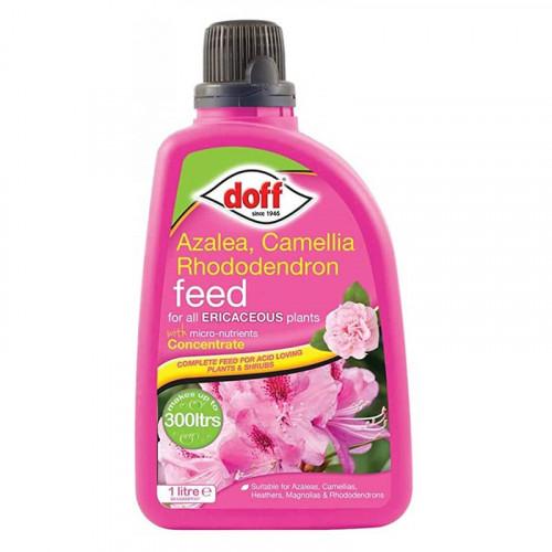 Doff Azalea, Camellia & Rhododendron Soluble Plant Food - 1L