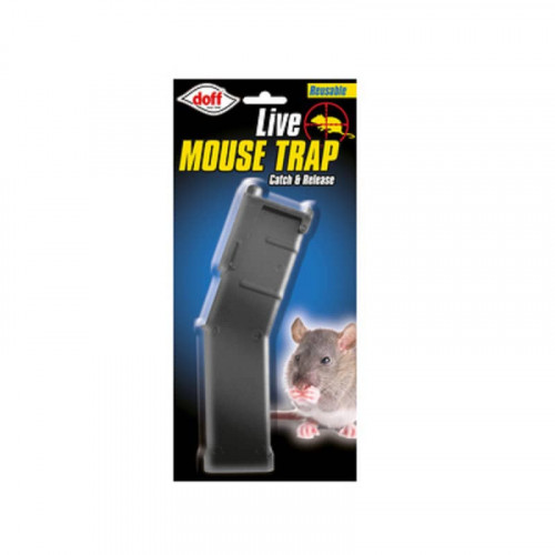 Doff Live Mouse Trap Catch and Release