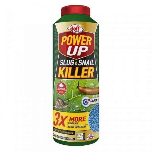 Doff Power Up Slug and Snail Killer - 650g