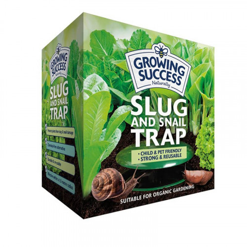 Growing Success Slug and Snail Trap