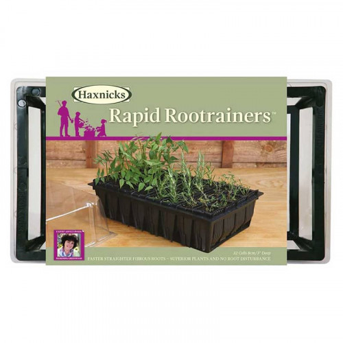 Haxnicks Rapid Root Trainers, 32 Cells