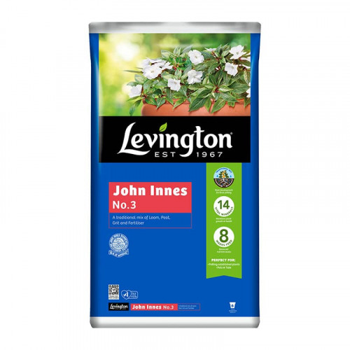 Levington John Innes no 3 Compost - 30L