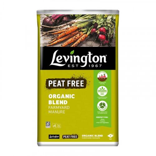 Levington Organic Blend Farmyard Manure - 50L