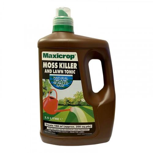 Maxicrop Moss Killer & Lawn Tonic - 2.5L