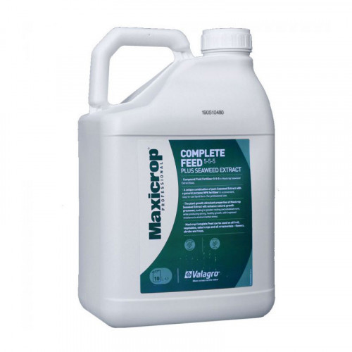 Maxicrop Plus Complete Organic Seaweed Fertiliser - 10L