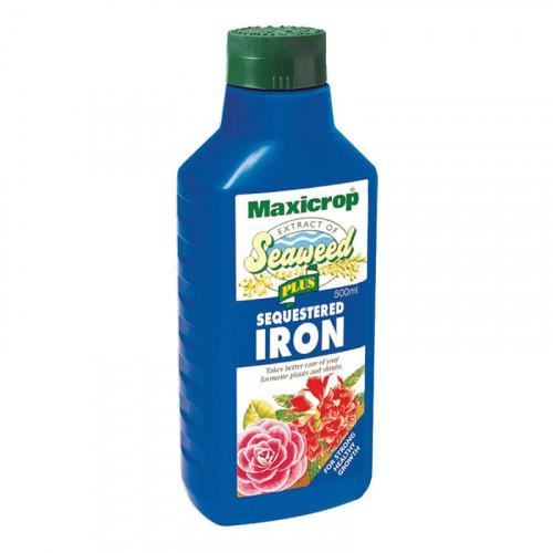 Maxicrop Plus Sequestered Iron Fertiliser - 500ml