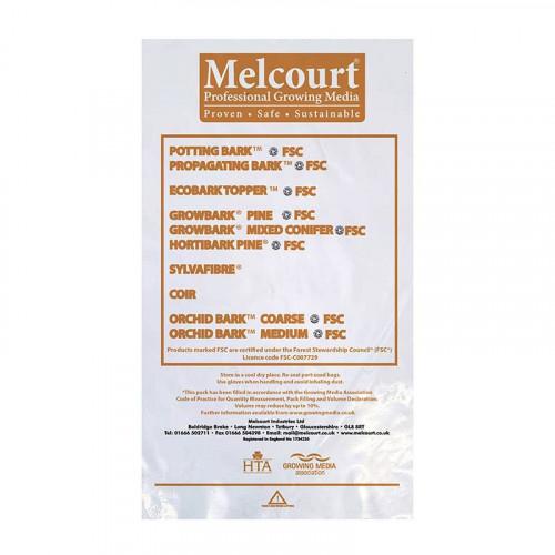 Melcourt Potting Bark 3-15mm - 60L
