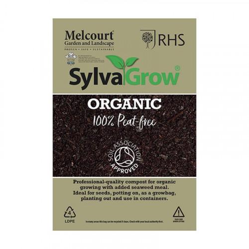 Melcourt Sylvagrow Organic Growing Medium - 50L