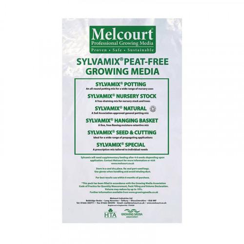 Melcourt Sylvamix Potting Peat-Free Growing Medium - 50L