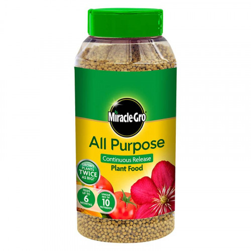 Miracle-Gro All Purpose Continuous Release Jar - 1kg