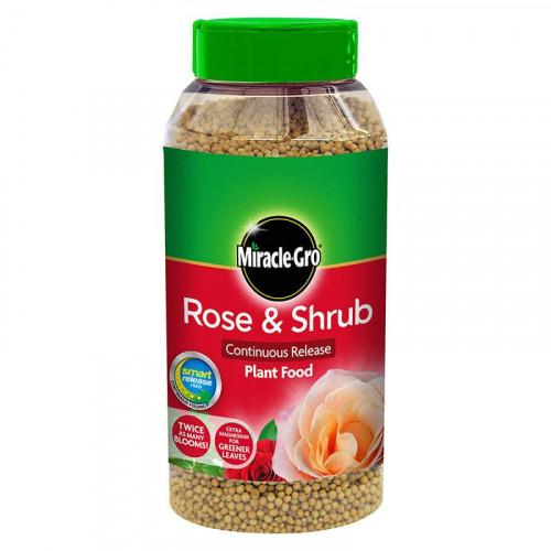 Miracle-Gro Rose & Shrub Slow Release Food Jar - 1kg