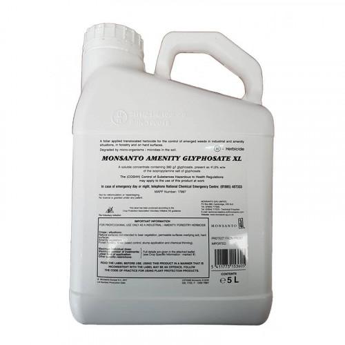 Monsanto Amenity Glyphosate XL - 5 L