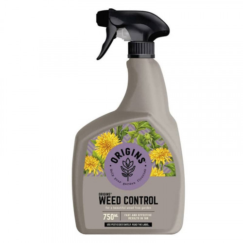 Origins Weed Control Ready To Use - 750ml