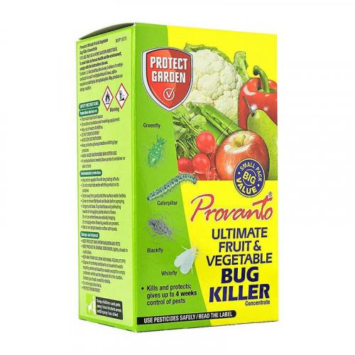 Provanto Ultimate Fruit and Veg Bug Killer Concentrate - 30ml