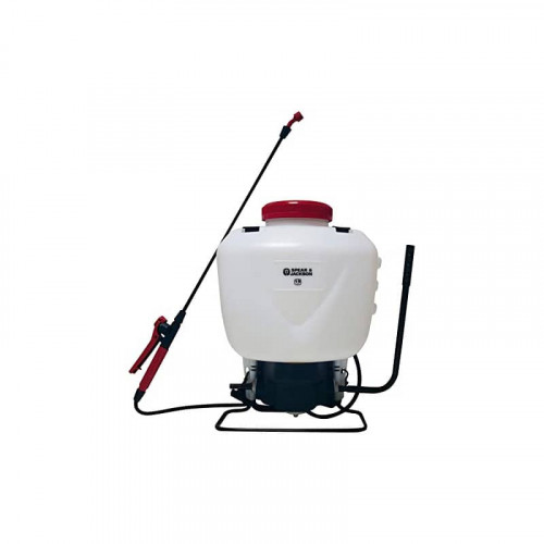 Spear and Jackson 15 Litre Back Pack Style Pump Action Pressure Sprayer
