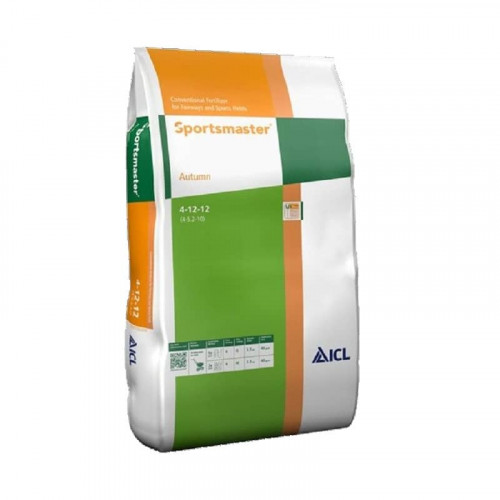 Sportsmaster Autumn Lawn Food Fertiliser - 25kg