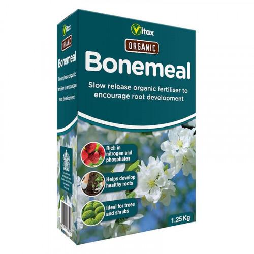Vitax Bone Meal Plant Fertiliser - 1.25kg