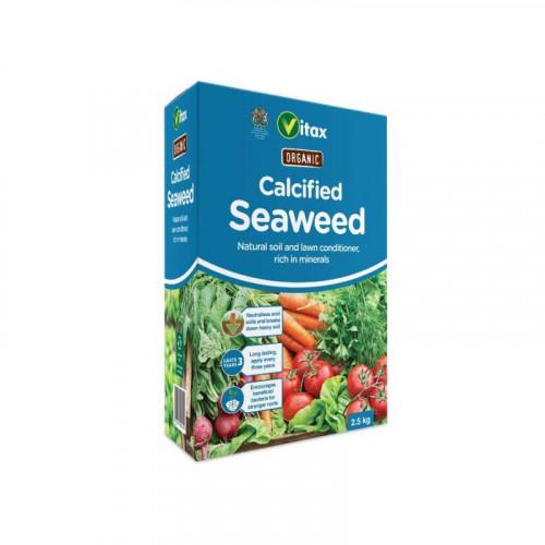 Vitax Calcified Seaweed Fertiliser - 2.5kg