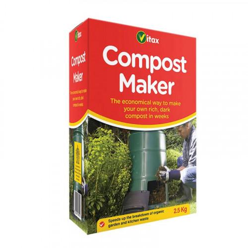 Vitax Compost Maker - 2.5kg