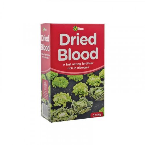 Vitax Dried Blood Fertiliser - 0.9kg
