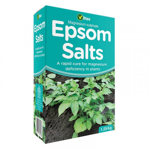 Vitax Epsom Salts Fertiliser - 1.25kg