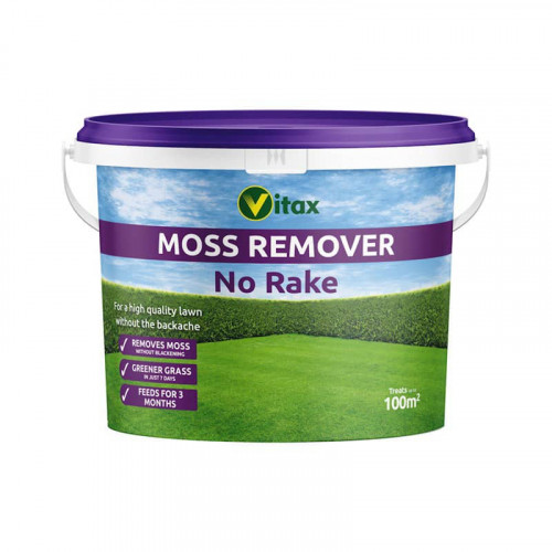 Vitax Lawn Moss Remover - 2.5kg
