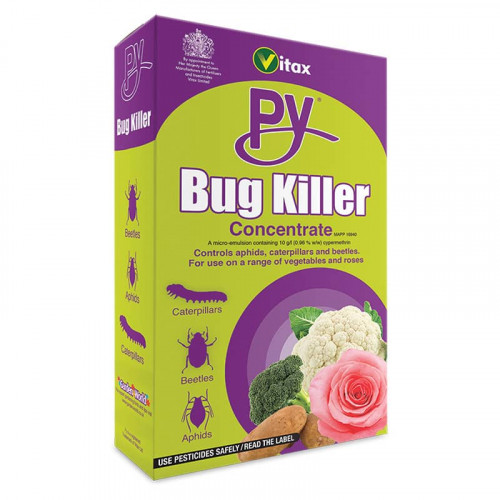 Vitax PY Bug Killer Concentrate - 250ml