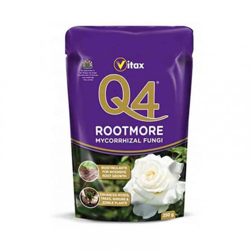 Vitax Q4 Rootmore Soluble Plant Food - 250g