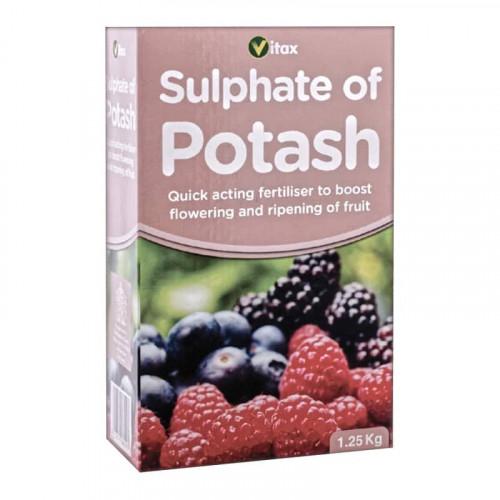 Vitax Sulphate of Potash - 1.25kg