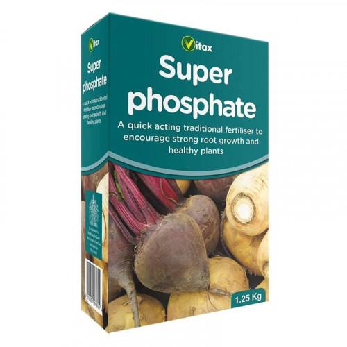 Vitax Superphosphate Fertiliser - 1.25kg