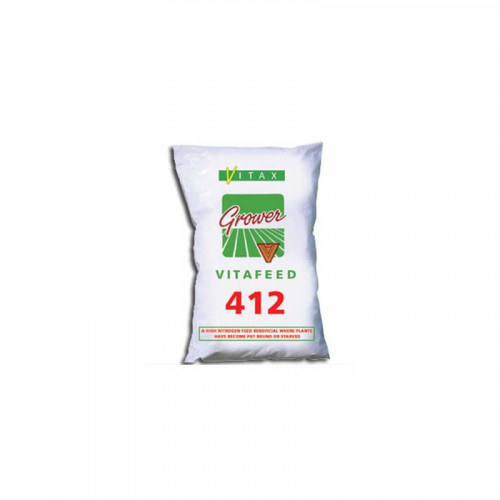 Vitax Vitafeed 412 High Nitrogen Soluble Plant Food - 1kg