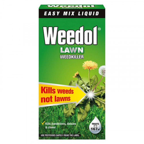 Weedol Lawn Weed Killer Concentrated Liquid - 250ml